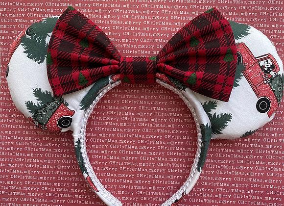 Farmhouse Christmas Ears
