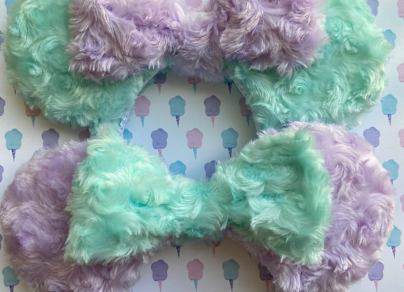 Cotton Candy Plush Ears