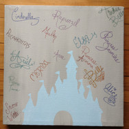 Castle with Princess Signatures.JPG