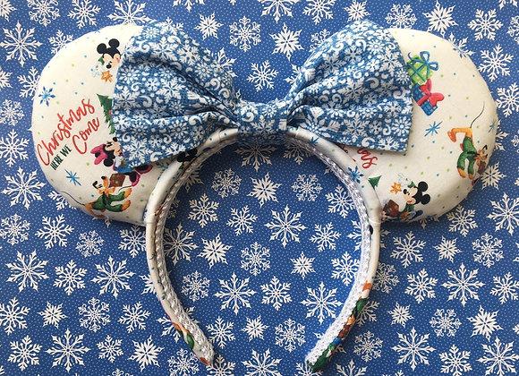 Christmas Here We Come Ears