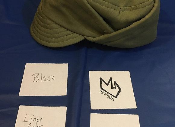 CosPlaySky Olive Hat (you choose liner color)