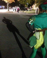 Peter Pan Halloween 17