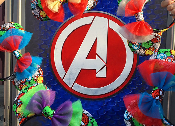 Cutie Avengers Ears