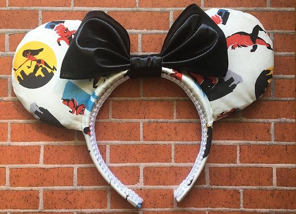 Super Suit Ears