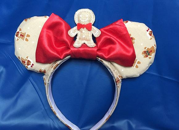 Gingerbread Man Ears
