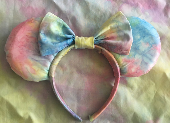 Tie Dye Ears