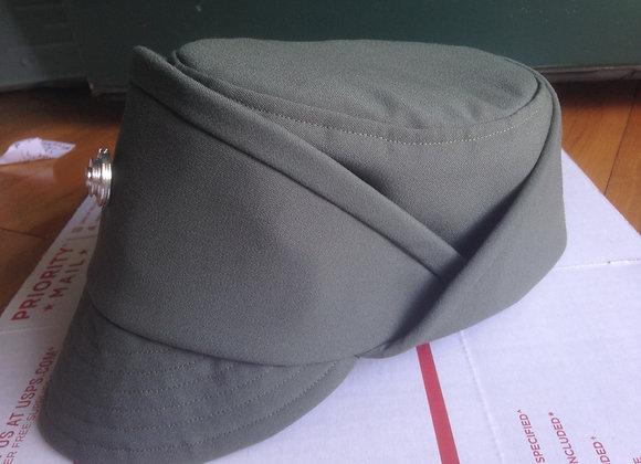 Mongoli Olive Hat