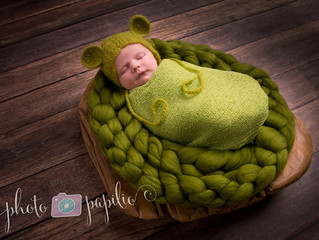 Newborn photography #1: Joey 14 days