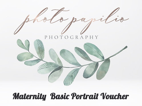 Maternity Basic Portrait
