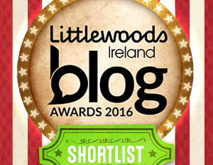 We are so happy to get to the shortlist of Littlewoods Blog Awards 2016. Please Find a few minuts an