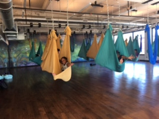 Fitness Field Trip: Antigravity® Fitness