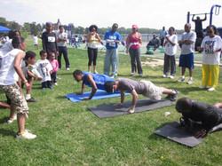 Fitness FUN-raising