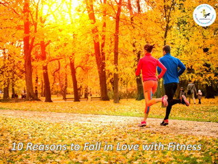 10 Reasons to Fall in Love with Fitness