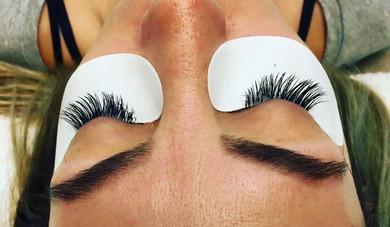 eyelash extensions mornington peninsula
