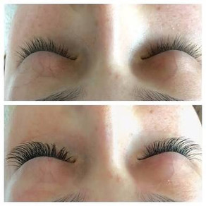 eyelash extensions sorrento