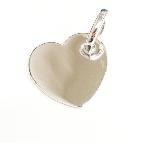 Reversible Heart Pendant