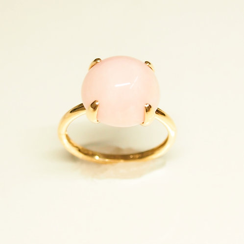 Candy London Pink Opal Ring