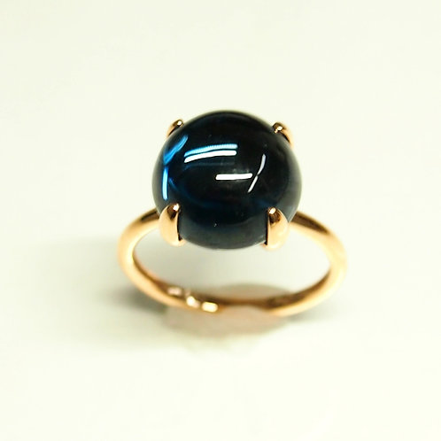 Candy London Blue Topaz Ring