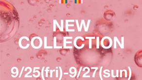新作コレクションの展示会