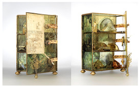 Cabinet of Veiled Symbols
