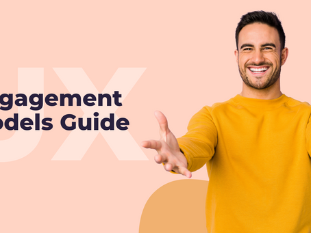 Best Fit Engagement Models with UX Design Agencies