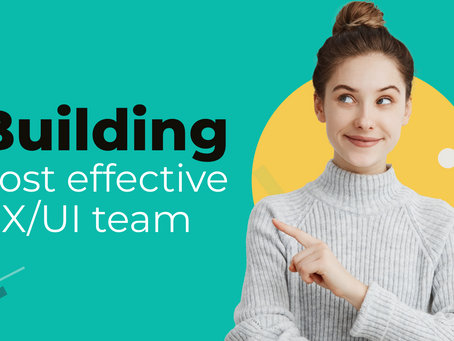 Building a Cost-Effective UX/UI Design Team