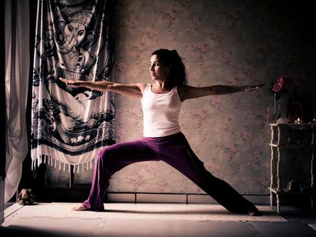 Um pouquinho da minha história dentro do Yoga