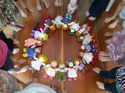 Bonecas circle