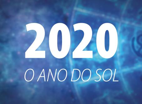 Ano do Sol - Você faz seu próprio 2020