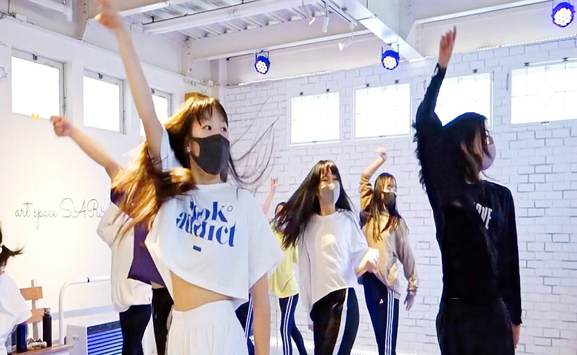 K-POPダンスクラス BENA