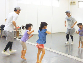 ★ワークショップ★ 【おやこ DE HIPHOP】開催!