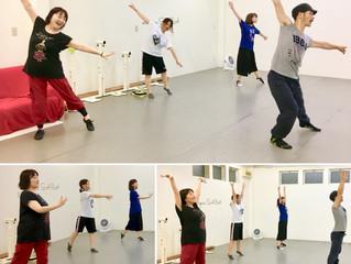 ジャズダンス入門クラス〜