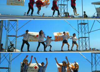 海岸ダンスイベント