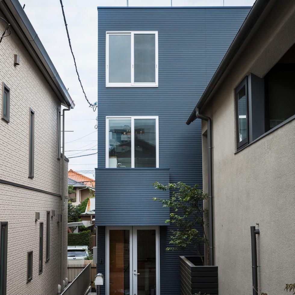 北浦和の家