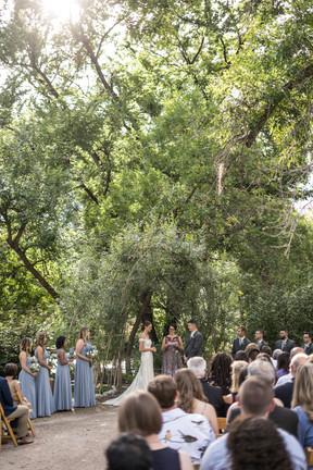 Karen & Wesley | Denver Wedding | Denver Zoo