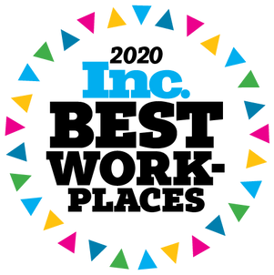 Inc. Best Workplaces 2020 - Standard Log