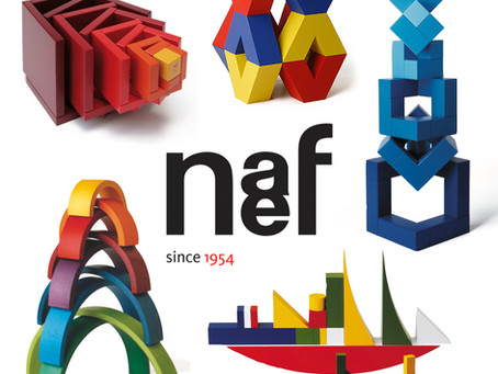 積木中的極品——Naef