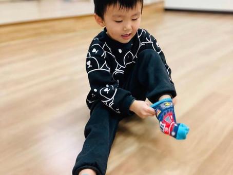 三歲的小孩能做什麼?