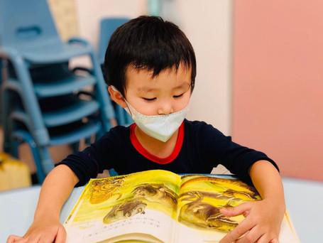 閱讀能力的培養