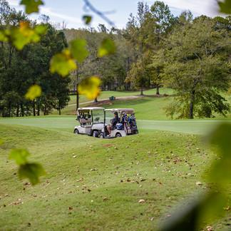 Golf Tournament Photography
