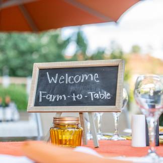 Lenbrook Farm Table Dinner
