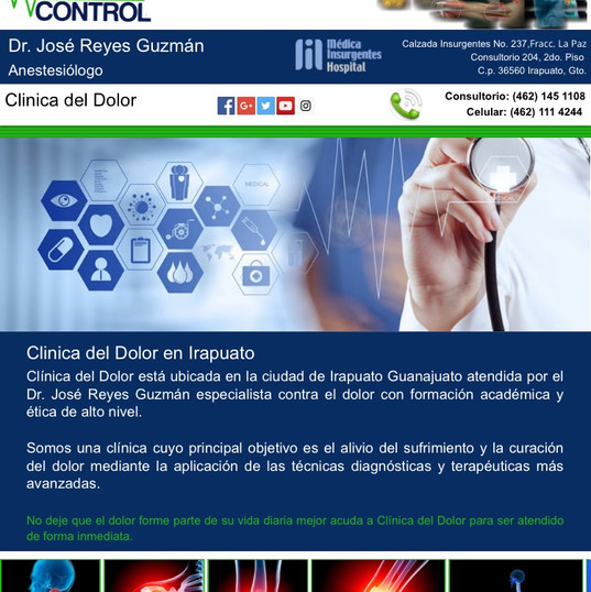 Dolor Control