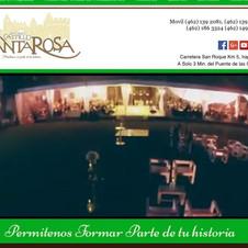 Jardines Castillo Sta. Rosa