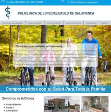 Policlínica de Especialidades de Salaman