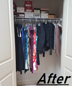 Dresses After KonMari