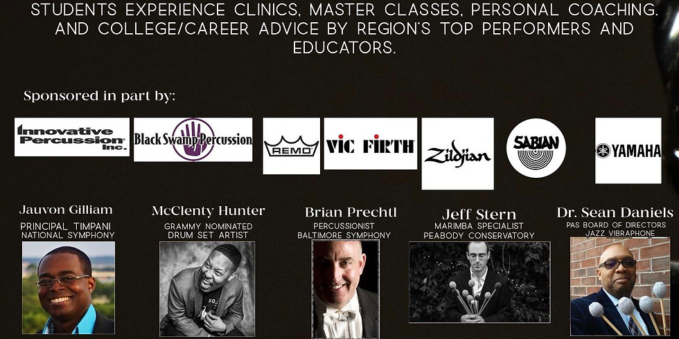 DMV Percussion Academy Virtual Summer Workshoop
