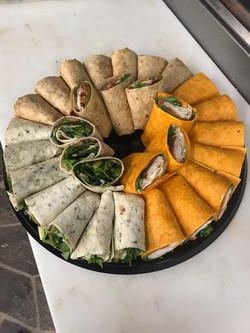Mixed Wrap Tray