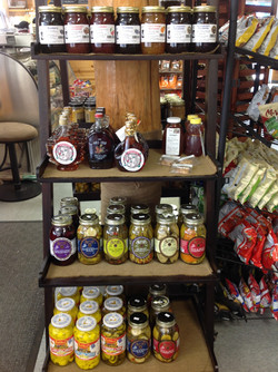 Shepherd Maple Syrup and Michigan ma