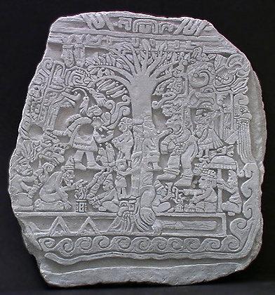 "The Tree Of Life IZAPA Stela 5 ""Lehi Stone"""