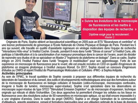 Les métiers de la Science au CNRS
